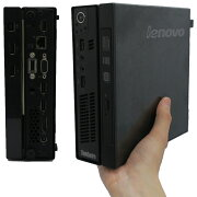 中古デスクトップLenovo ThinkCentre M72e Tiny 3856-G7J 【中古】 Lenovo ThinkCentre M72e Tiny 中古デスクトップCore i5 Win7 Pro Lenovo ThinkCentre M72e