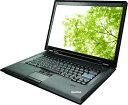 【スマホからのキャンペーンエントリーでポイント10倍!3/24 10時まで!】中古ノートパソコンLenovo ThinkPad SL510 2875-4DJ 【中古】 Lenovo ThinkPad SL510 中古ノートパソコンCeleron Win7 Pro Lenovo ThinkPad SL510 中古ノートパソコンCeleron Win7 Pro