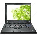 中古ノートパソコンLenovo ThinkPad T400 2768-DE3 【中古】 Lenovo ThinkPad T400 中古ノートパソコンCore2 Duo Win7 Pro Lenovo