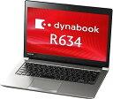 中古ノートパソコンTOSHIBA dynabook R634/K PR634KAA647AD71 【中古】 TOSHIBA dynabook R634/K 中古ノートパソコンCore i5 Win7 Pro TOSHIBA dynabook R634/K 中古ノートパソコンCore i5 Win7 Pro