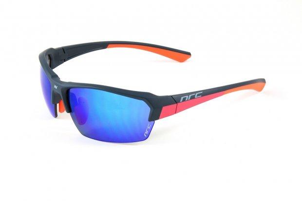 サングラスイタリアブランドNRCocchiali P5.REスポーツサングラス。自転車競技・ランニングにも最適♪ 軽い!超フィットスポーツサングラス自転車競技・ランニングにも最適♪