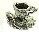 チャーム コーヒーカップ(2) K7-3