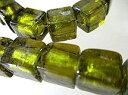 ガラスビーズ ガラスパーツ サイコロ−44 ガラスビーズアクセサリパーツ/ガラスビーズ 丸玉 ガラスビーズ しずく ガラスビーズ ソロバン