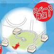 因幡電工 洗濯機用防振かさ上げ台 ふんばるマン 1セット(4個入) OP-SG600 / 洗濯機置き台