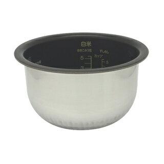 【宅配便送料無料】ARE50-3081 Panasonic(パナソニック)炊飯器部品SR-IHWE10、SR-IHWB10、SR-IHVA10、SR-IHVC10用(別名:内ナベ、内釜、内鍋)炊飯ジャー 純正部品 消耗品 National(ナショナル)