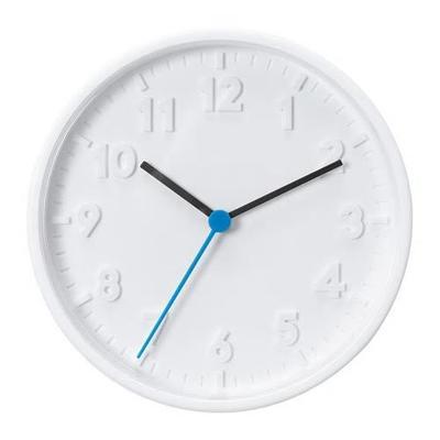【メール便送料無料】IKEA イケア ウォールクロック STOMMA 掛け時計 壁掛け時計