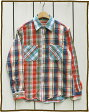CAMCO Limited Heavy Weight Flannel Shirts Long Sleeve / Crazy カムコ 限定 ヘビーウエイト フランネル シャツ 長袖 ネルシャツ 定番 クレイジー 2015 camco ネルシャツ 店舗限定