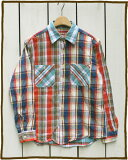 CAMCO Limited Heavy Weight Flannel Shirts Long Sleeve / Crazy ���ॳ ���� �إӡ��������� �ե��ͥ� ����� ŵ �ͥ륷��� ���� ���쥤���� 2015 camco �ͥ륷��� Ź�޸���