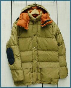 CrescentDownWorksCustomMadeClassicoDownParka/jacketTan60/40Rust/madeinUSA���쥻��ȥ������������?�饷��������ѡ�����/���㥱�åȥ?���ܡ��ѥå�����饹��/����ꥫ��crescent