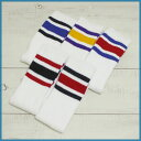Skatersocks 19 inch Tube Socks / Made in USA 3 Stripe / 5-Colors unisex スケーター ソックス 19インチ チューブ ソックス / アメリカ製 3本ライン 5色展開 ユニセックス skate socks classic retro