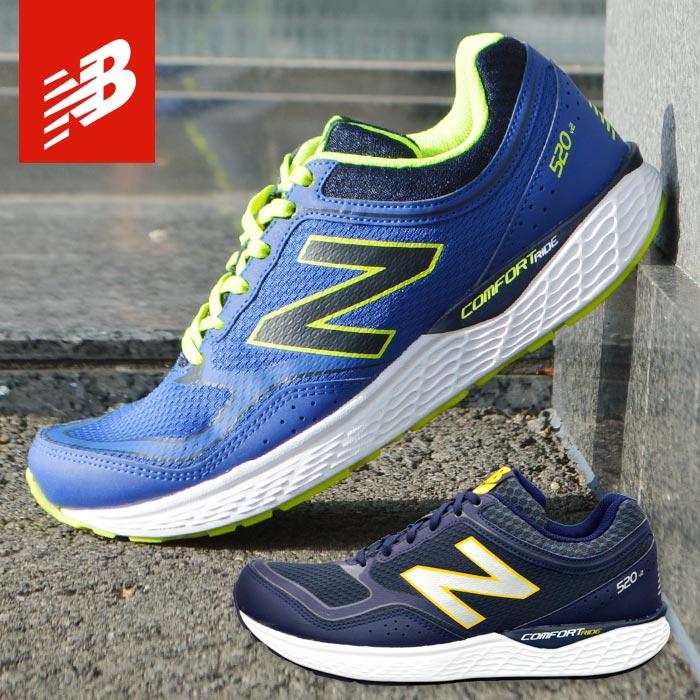 M520NEWBALANCEニューバランスメンズランニングシューズスニーカースポーツシューズ靴