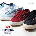 スニーカー レディース メンズ シューズ 靴 スペルガ SUPERGA 2750 COTU CLAS...