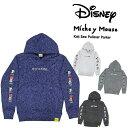 【お買い物マラソンクーポン配布中】Disney ニットソープルオーバーパーカー ディズニー ミッキー MICKEY 裏起毛 ルームウェア アメカジ キャラクター メンズ レディース SPDS-84425【あす楽対応】