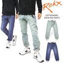 【SALE★7%OFF】【送料無料】Rokx ロックス コットンウッド デニムパンツ RXMF6203【着後レビューを書いて500円クーポンGET】【あす楽対応】