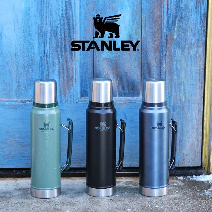 期間限定全品ポイント5倍送料無料STANLEYスタンレークラシックシリーズクラシック真空ボトル1L保