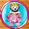 シェリーメイによく似合うオーロラ姫のコスチュームピンクのドレス【メール便160円発送可能】ダッフィーのお友達【YDKG-tk】