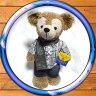 ダッフィーによく似合うチェックシャツ&ジーンズ&マフラーメンズカジュアルセットシェリーメイのお友達Duffy【YDKG-tk】