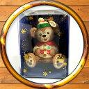 ダッフィー オーナメント 2015クリスマス ディズニーシー限定 10周年ショップ袋付きデコレーション 飾り