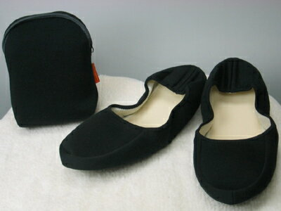 Folding portable slippers, men's size two shoes types