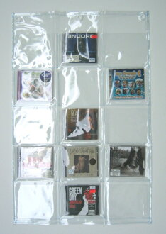 Algeria ★ transparent Wall Pocket CD 15 Pocket fs3gm