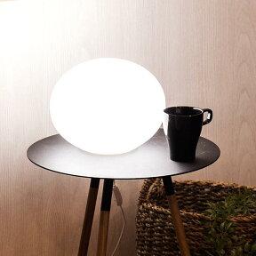 テーブルライト1灯シラタマSHIRATAMABBF-025ボーベルBeauBelle【間接照明LED対応ライト照明フロアライト卓上寝室リビング照明器具ルームライトおしゃれ北欧テイストシンプルアジアンモダンホワイトかわいい一人暮らし新生活インテリア】