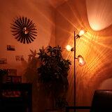 【】フロアライト 3灯 ラーレ [Lare] BBF-013 ボーベル[BeauBelle] 【フロアランプ フロアスタンド スタンドライト フロア 間接照明 電気スタンド 照明 北欧 アンティーク