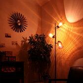 【送料無料】フロアライト 3灯 ラーレ[Lare]BBF-013 ボーベル[BeauBelle]【ラーレフロア フロアランプ フロアスタンド スタンドライト フロア 間接照明 電気スタンド 照明 北欧 アンティーク 床 リビング 寝室 おしゃれ ショッピング 新生活】【インテリア】