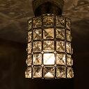 シーリングライト 1灯 小型シーリングライト GEM-6914 キシマ KISHIMA|インテリア シーリングランプ 間接照明 E17 led 対応 ガラス レトロ 北欧 おしゃれ かわいい 照明器具 天井照明 ライト 電気 内玄関 廊下 トイレ 寝室 リビング用 居間用 子供部屋 テレワーク