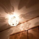 【】プチシャンデリア 1灯 ブルーム プチシャンデリア [Bloom petitchandelier] キシマ[kishima] シーリングライト/和風 和室 照明/インテリア照明