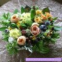 誕生日 プレゼント 女性 季節の花でおま...