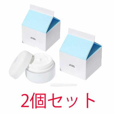 【店内全品ポイント2倍中】3CE ホワイトミルククリーム 50ml 2個セット 【韓国コスメ】【人気商品】【スリーコンセプトアイズ】【cos】