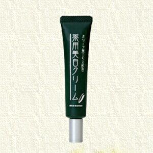 【ポイント10倍中】日本オリーブ オリーブマノン 薬用 ホワイトニングクリーム 30g【薬用美白クリーム】