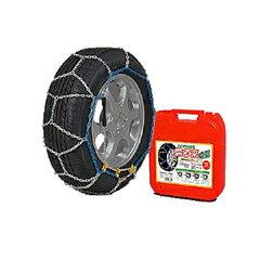 エフイーシーチェーン雪道楽QIIタイヤチェーン YQ201カー用品:ホイール・タイヤ周辺用品:タイヤ