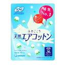 <9%OFF> ソフィ 天然エアコットン 48枚入り 【ユニチャーム: 日用品 衛生・生理用品】