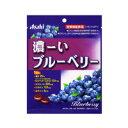 <7%OFF> 濃ーいブルーベリー 6袋セット 84g×6袋 【アサヒフードアンドヘルスケア: 食料品 お菓子・スイーツ】