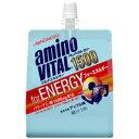 アミノバイタル ゼリードリンク マルチエネルギー 6個セット 180g×6個 【味の素: 健康食品 栄養調整食品】