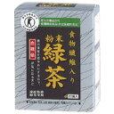 【小谷穀粉】 食物繊維入り 粉末緑茶 7.5g×20袋 【健康食品:特定保健用食品(トクホ):血糖値】
