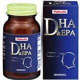 【ヤクルトヘルスフーズ】 DHA&EPA 120粒 【健康食品:サプリメント:脂肪酸:DHA(ドコサヘキサエン酸)】
