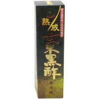 オリヒロ熟成玄米黒酢720ml健康食品:お酢:玄米酢(黒酢)