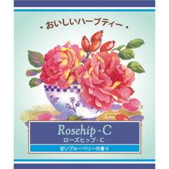 生活の木おいしいハーブティ—ローズヒップ−C(ティーバッグ)10ヶ入健康食品:健康茶・ハーブティー: