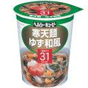 ヘルシーキユーピー 寒天麺 ゆず和風 【キユーピー: 健康食品 ダイエットフード】