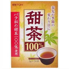 最大500円offクーポン4/2010:00〜4/259:59甜茶100%2g×30袋井藤漢方製薬: