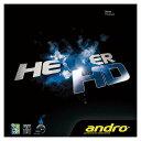 【アンドロ】 裏ソフトラバ? HEXER HD(ヘキサーHD) [カラー:レッド] [サイズ:1.9] #112208-RD 【スポーツ・アウトドア:スポーツ・アウトドア雑貨】