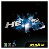 【アンドロ】 裏ソフトラバ— HEXER HD(ヘキサーHD) [カラー:レッド] [サイズ:1.9] #112208-RD 【スポーツ・アウトドア:スポーツ・アウトドア雑貨】