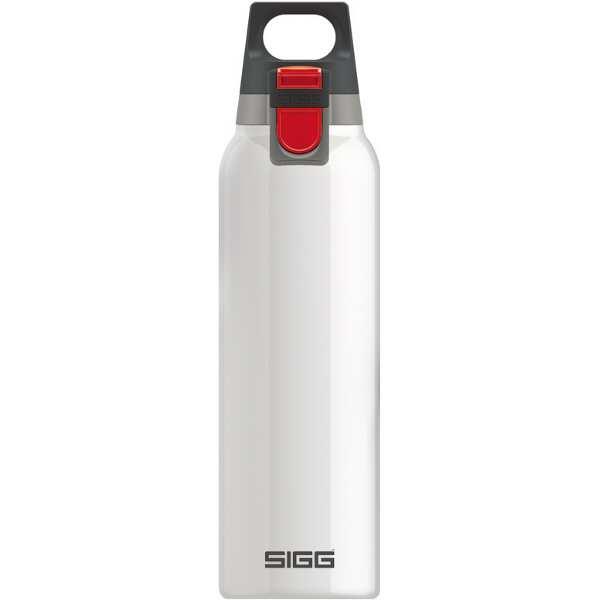 シグ保温・保冷ボトルホット&コールドワン05L[カラー:ホワイト][容量:500ml] 12639ス