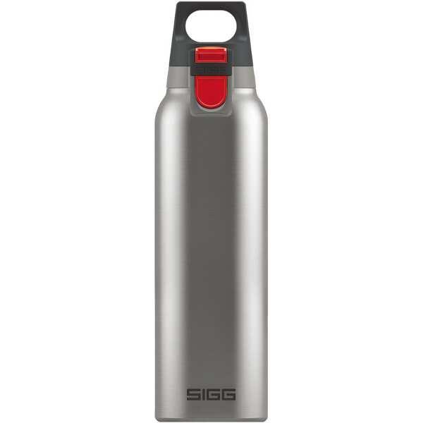 シグ保温・保冷ボトルホット&コールドワン05L[カラー:プラッシュド][容量:500ml] 1268