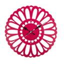【ヤマト工芸】 掛け時計 Marguerite ピンク 【インテリア・寝具・収納:時計:掛け時計】