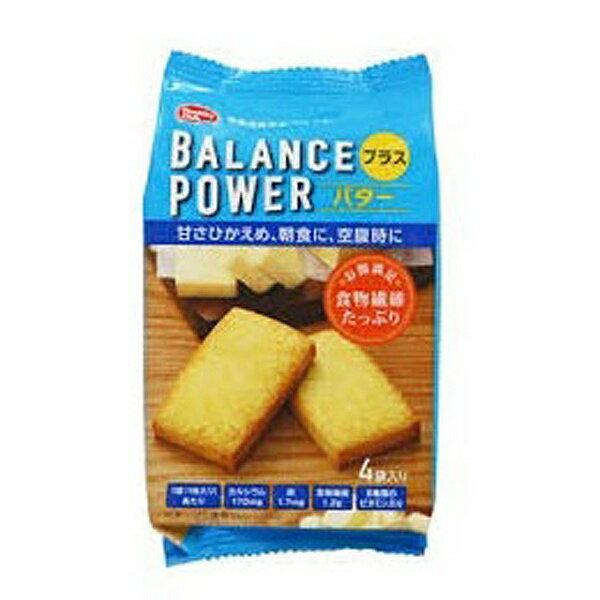 ハマダコンフェクトバランスパワープラスバタ—4袋×6個セット健康食品:栄養調整食品