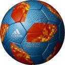 【アディダス】 テルスター18 グライダ— サッカーボール 4号球 [カラー:サックス] #AF4304SKOR 【スポーツ・アウトドア:スポーツ・アウトドア雑貨】