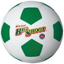 【ミカサ】 サッカーボール 3号球ゴム [カラー:ホワイト×グリーン] #F3-WG 【スポーツ・アウトドア:サッカー・フットサル:サッカー:ボール】